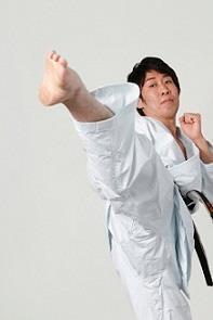 京都大学空手道部副監督 阿部洋太郎 自信コーチ