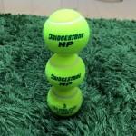 【積む】 テニスボール3個積み