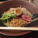 昇龍軒の冷麺