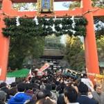 2016年の初詣3-松尾大社-