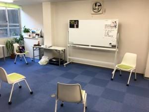 セミナールーム 集中力ベーシック講座 オフィスりそーすふる 阿部洋太郎