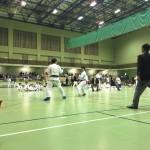 2016.4.3 川西源氏まつり空手道大会@川西体育館