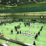2018. 4. 1 第54回 川西市源氏まつり空手道大会