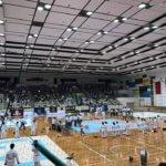 2018. 9. 1~2 第10回 関西学生空手道オープントーナメント@近大体育館